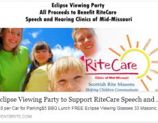 Eclipse Viewing Party – Aug 21, 2017